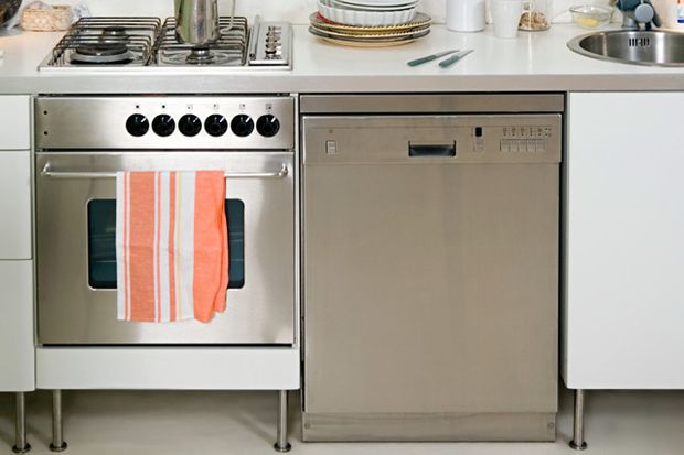 stainless steel appliances - services